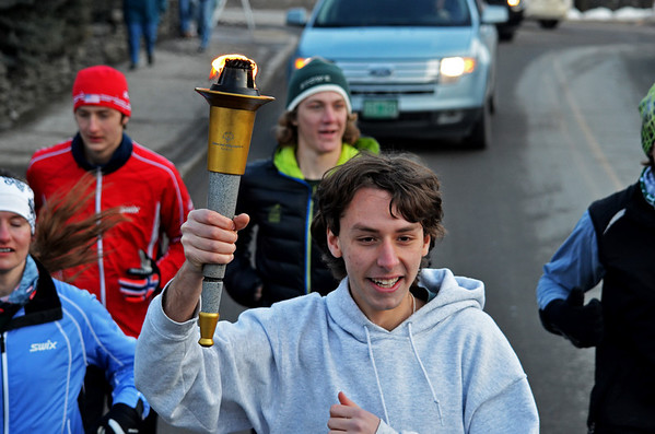 Torch Relay 3/8/14